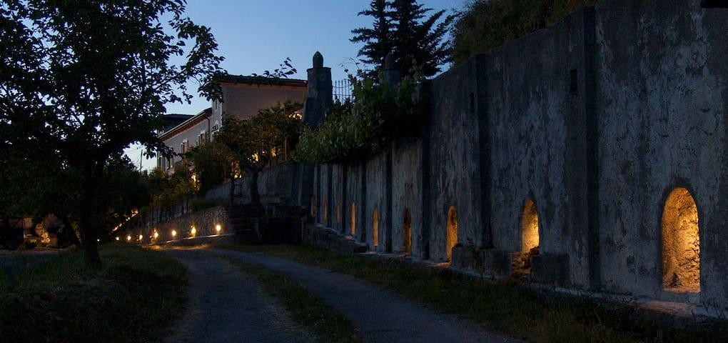Il Casino di Donna Maria - residenza storica - Mormanno - Villa