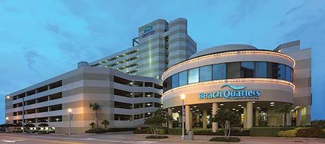 Beach Quarters resort Feb 25 2017 - Mar 04 2017 - Virginia Beach
