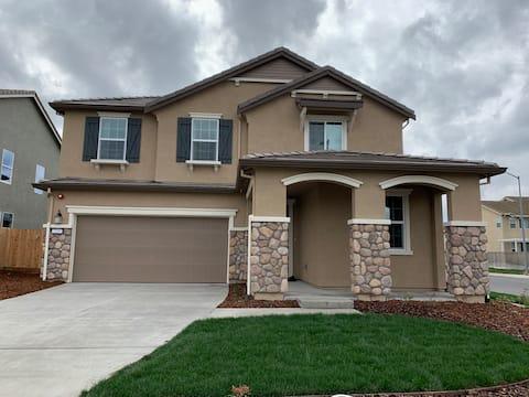 Furnished room in Stockton Lodi area new home 2020