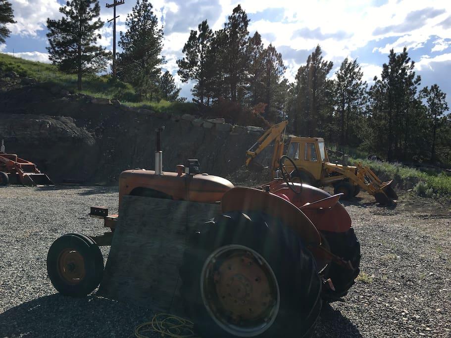 57' Tractor Ride