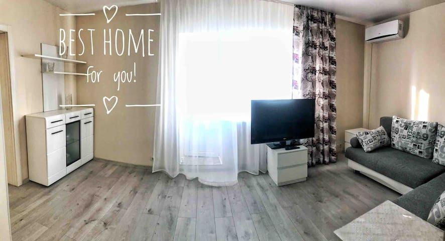 """Apartment up to 4 people """"Sukhanov"""", Center"""