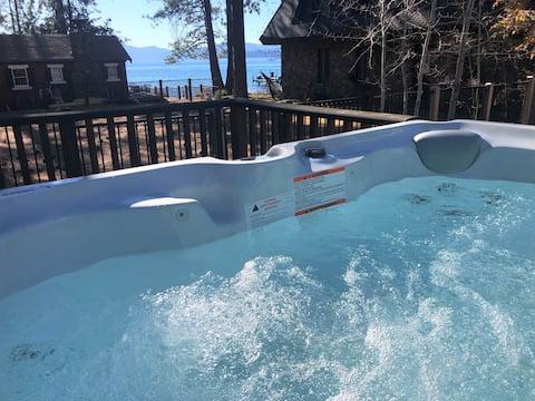Lake Views -New Hot Tub-Dogs OK