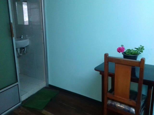 Tungurahua Room