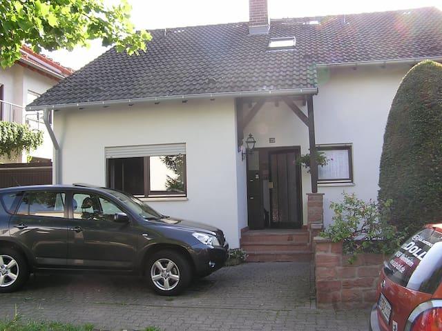 """Holiday flat  """"Apartment Koch""""   Old Heidelberg"""