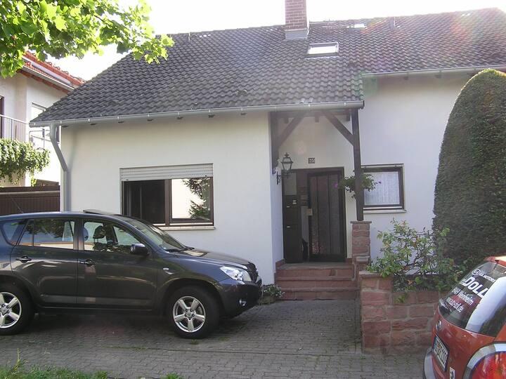 """Ferienwohnung """"Appartement Koch"""" in Heidelberg"""