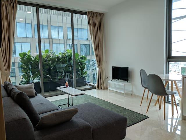 Quiet, Cosy Apartment in Katong