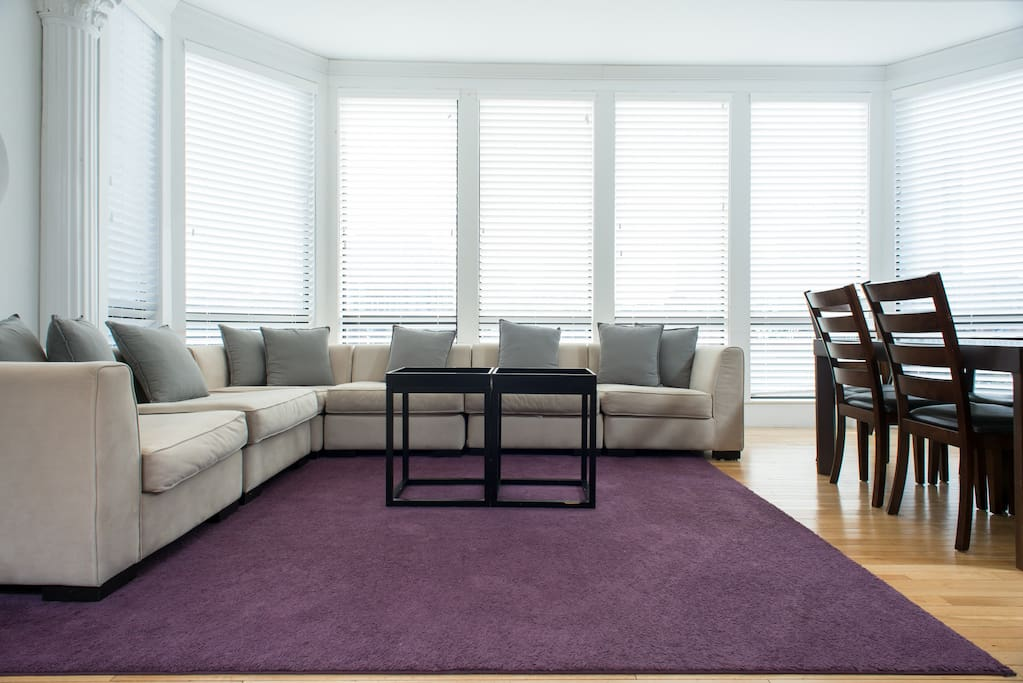 1300 3 Bedroom Back Bay Penthouse Apartments For Rent