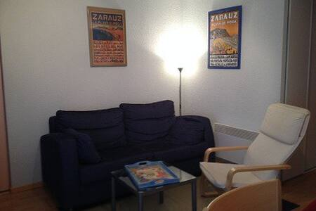 APPARTEMENT T3 AVEC JARDINET- SALIGOS - Sassis