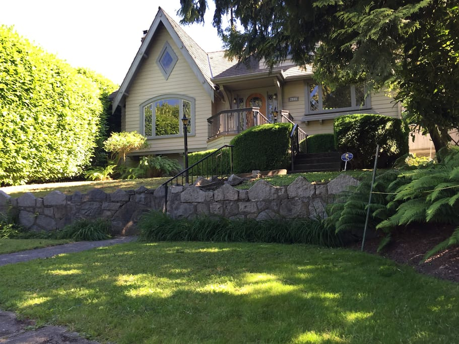 A private oasis in the heart of Vancouver located near everything the city has to offer