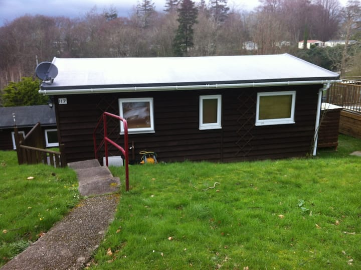 Home From Home Cabin With Free Private wifi