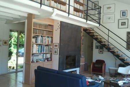 Maison moderne à la campagne - Onet-le-Château - Casa
