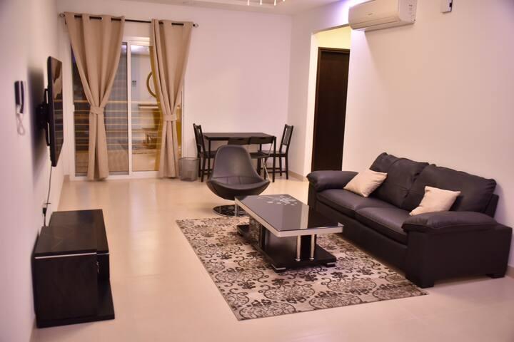 Qurum modern apartment