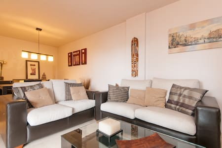 Family apartment with Terrace - Cornellà de Llobregat