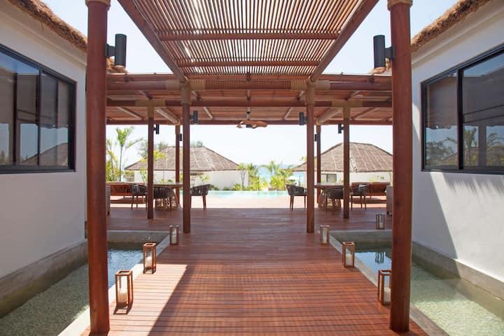 2BR Pool Villa on Koh Rong!
