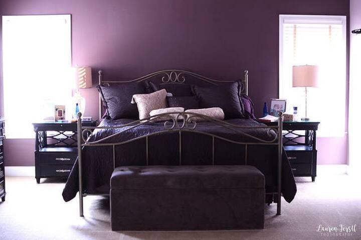 Lush Executive Suite in Cozy Estate - Haymarket - Casa
