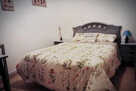 Cómoda habitación para 1 o 2 personas
