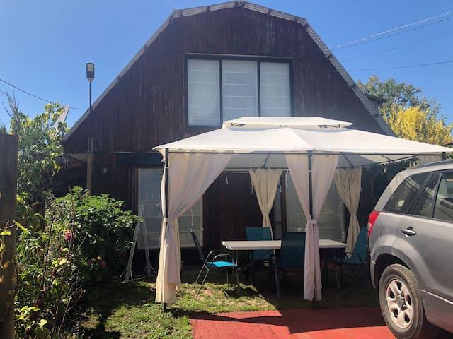 Arriendo hermosa Cabaña de veraneo en Villarrica
