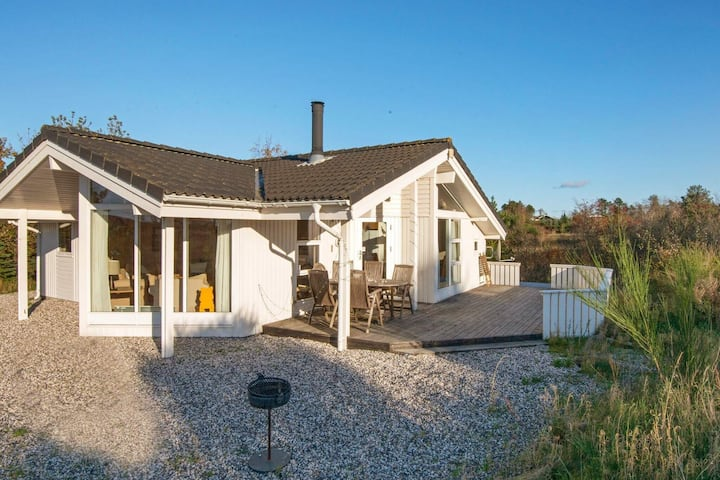 Pretty Holiday Home in Jutland with Terrace