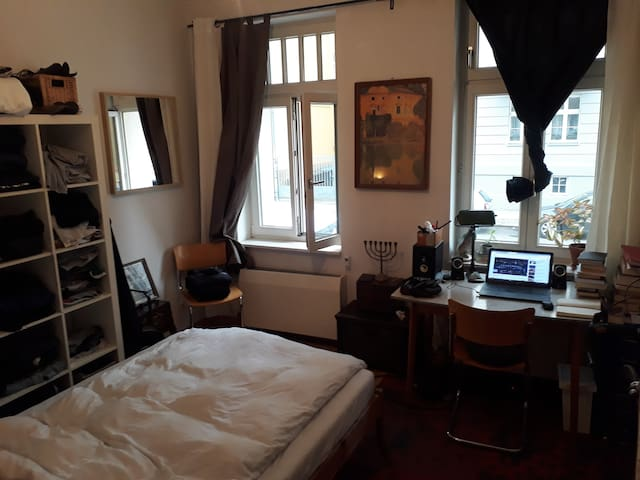 Schönes Zimmer in Leipzigs Südvorstad