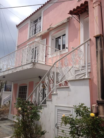 House in Mili, Samos - Mili - Casa