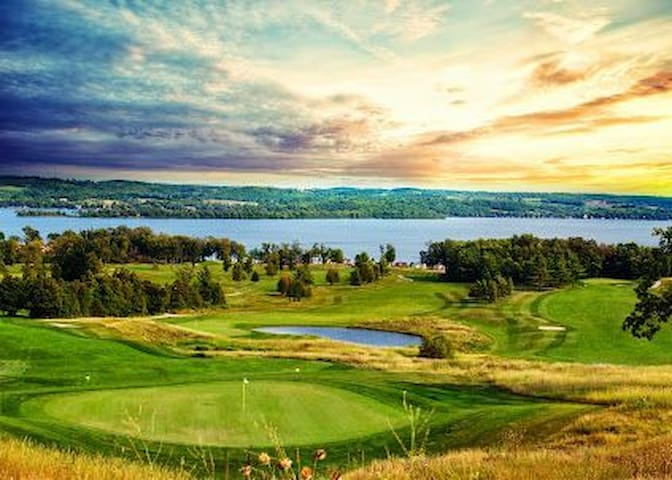 Bellmere Winds Golf Resort: Family Vacation Rental