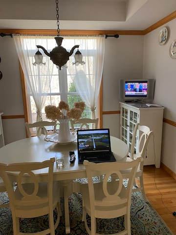 New modern big house in Poconos for rent Aug-Oct.