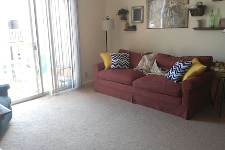 Quiet Apt for Budget Traveler. 12 min from campus! - Lafayette - Lejlighed