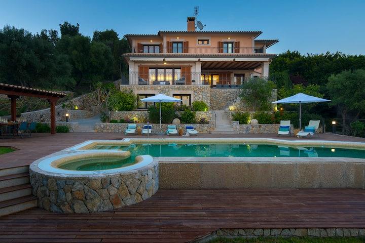 Luxury Sea-View Villa in Southwest