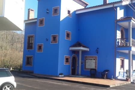 Hotel Indiano, en Soto de Cangas - Cangas de Onís - Andere