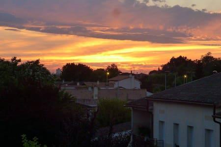 Appartement au calme et proche de Bordeaux - Carbon-Blanc - Apartment
