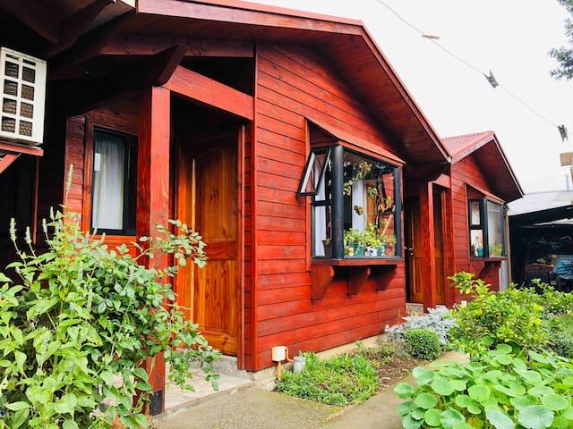 Cabañas Sanpaio Equipadas  en Valdivia