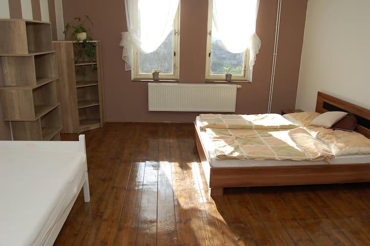 Ubytování Stará - Ústí nad Labem