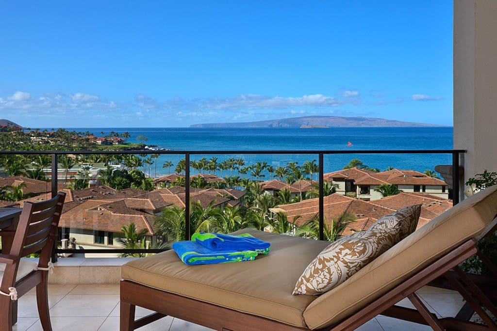 Your View While Lounging At Sandy Surf K508 Villa