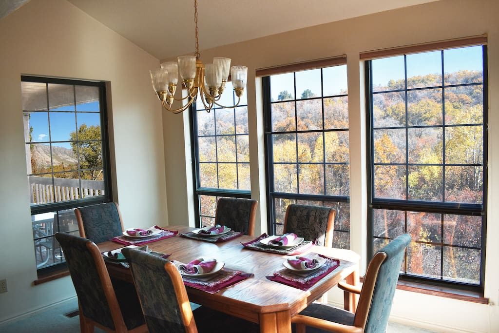 Dining Room (extra seating available)
