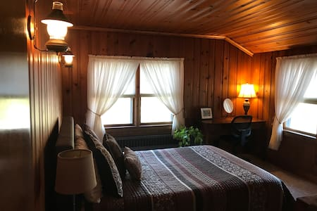 Pitt Bradford BRMC  The Knotty Pine Room