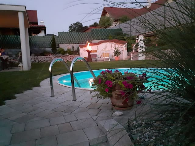 Casa sol-rural residence near Linz