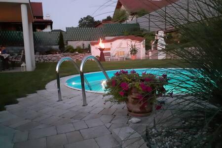 Villa Casa sol - ländlich doch stadtnah
