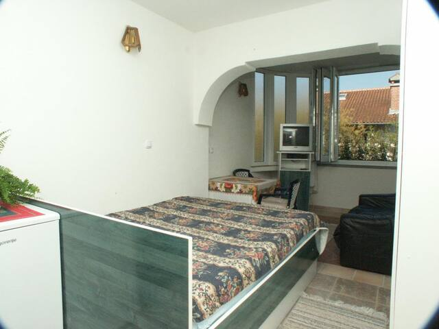 Studio flat with air-conditioning Rovinj (AS-2243-c)