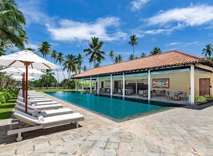 Eight Bed Room Luxury Villa with Private Pool