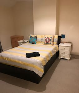 Cosy large double bedroom