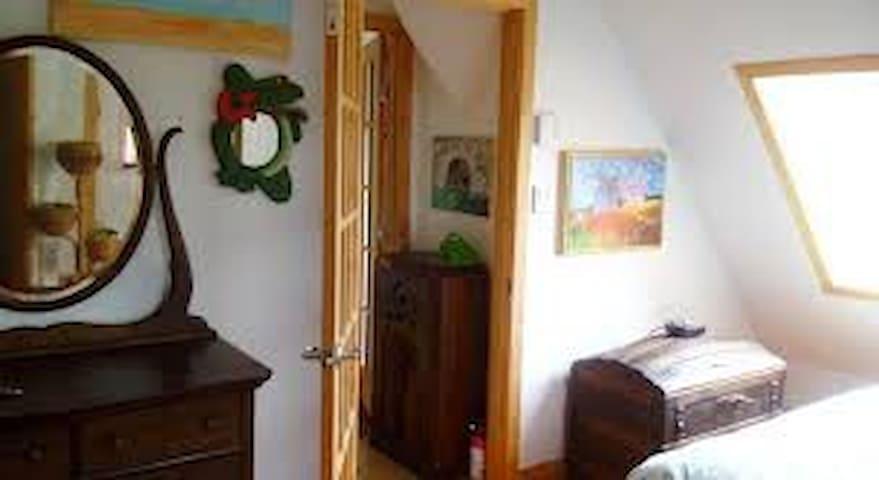 Une chambre de L'Épilobe!