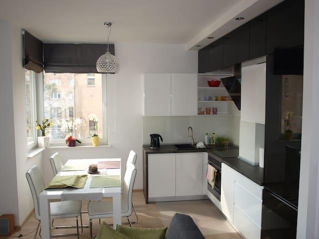 apartament w centrum Bydgoszczy - Bydgoszcz - Apartamento