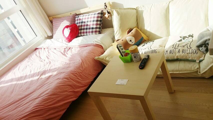 10%down)Sub3min 가을 여행**모든게 완벽한 따뜻한 Bom's house♡♡