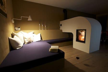 Liebevoll eingerichtete Wohnung in zentraler Lage - Fieberbrunn