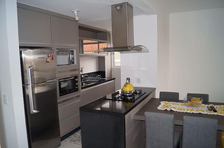 Apartamento Praia dos Ingleses, 600m da praia - Florianópolis - Apartment