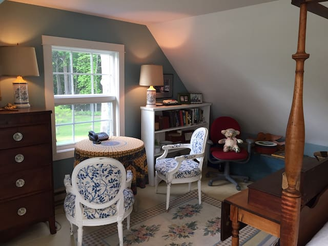 The Summer Guest Room