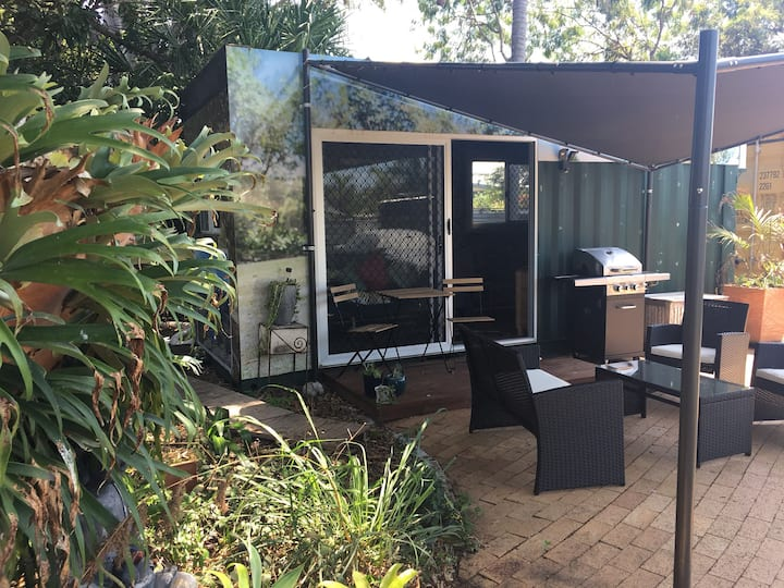 Kings Container home . Self contained private.