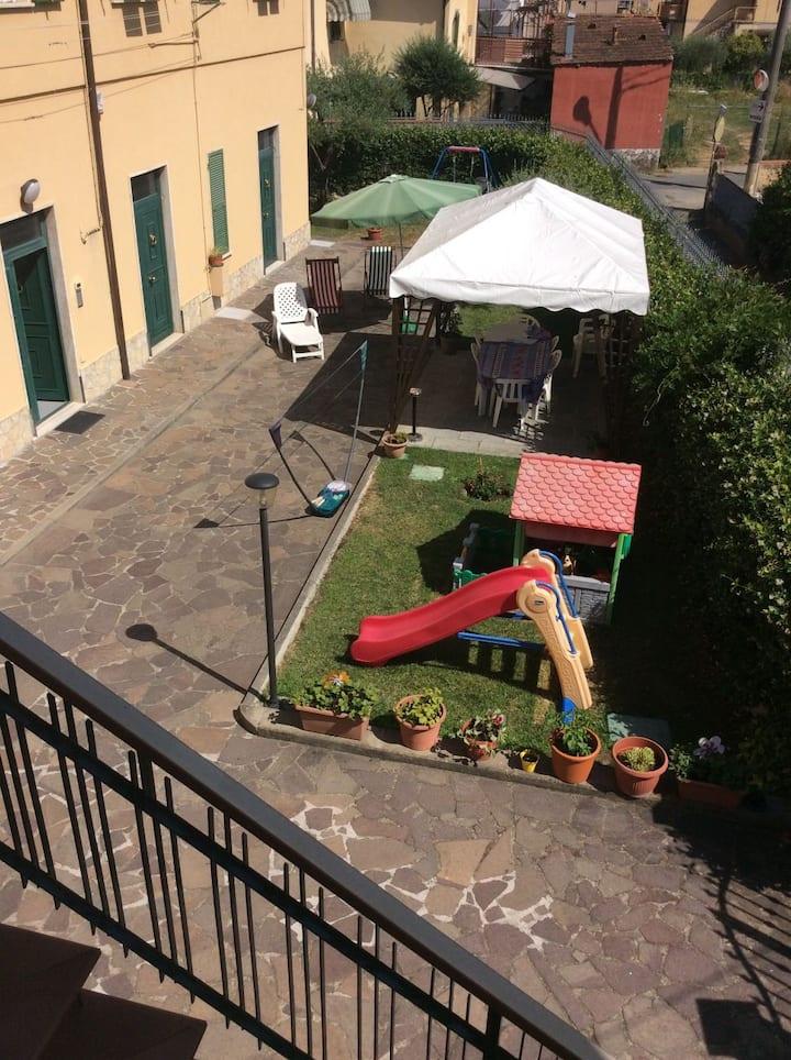 Ca' Rosetta Your home near Cinque Terre & Versilia