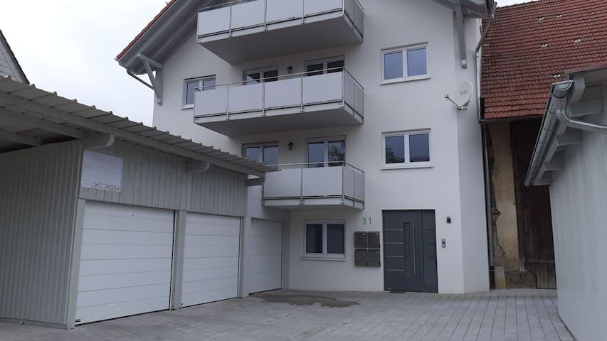 Monteurzimmer Klettgau, Zimmer 2
