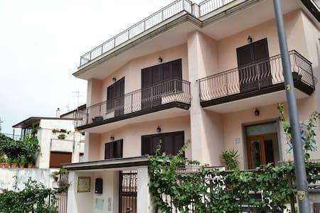 Villa Giulia near Amalfi Coast - Corbara - Wohnung